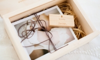 Beautiful Packaging at Paquin Studio photograph