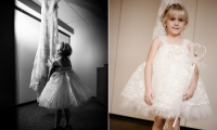 Flower girl pictures in Owatonna
