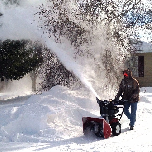 Life in a Northern Town! #evenmoresnow