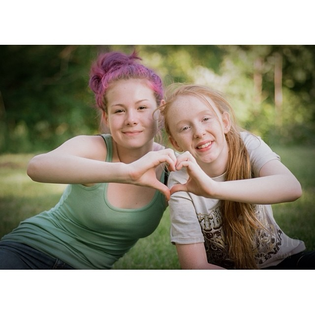 Favorite Gingers, even if one is currently purple. #portra120 #film, #heart #paquinstudio, #filmshooter, #Minnesota