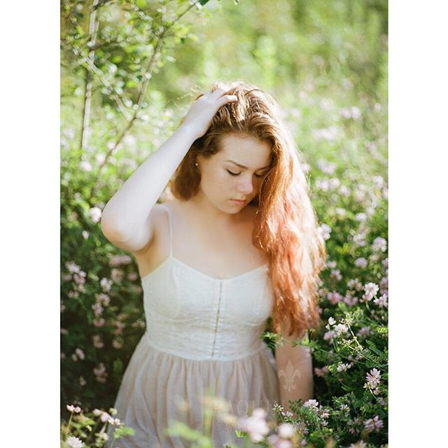 Bree and Wildflowers
