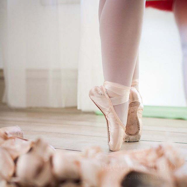Toe Shoes. As s girl, I devoured the Noel Streatfield ballet books and the Drina series by Mabel Esther Allen. So when a senior girl is a dancer, well, I'm pretty happy!