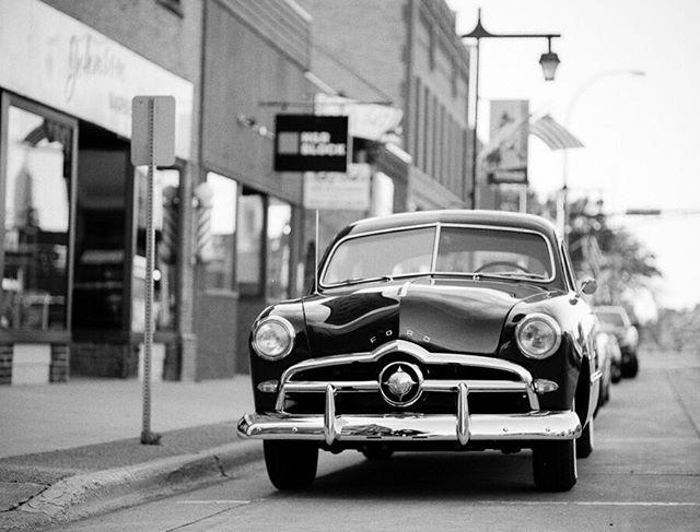 Downtown #Owatonna, 1950?